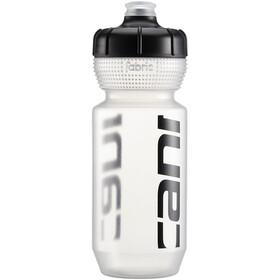 Cannondale Logo Flasche 600ml clear/black